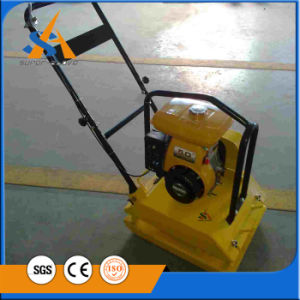 Plate Vibration Machine for Construction and Vibrating Plate Compactor pictures & photos