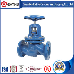 Ss316 Disc, PTFE Seat, 150lbs Ductile Cast Iron Flange Butterfly Valve pictures & photos