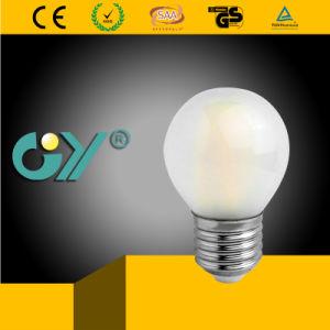 4W Ce RoHS SAA E14/E27 LED Filament G45 pictures & photos
