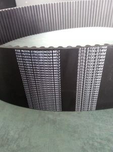 Rubber Transmission Timing Belt From China Factory pictures & photos