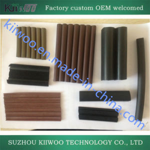 Fire Resistance Silicone Rubber Seal Strip Back with Adhesive pictures & photos