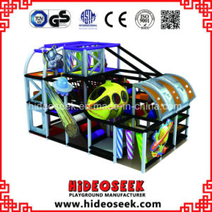 Space Theme Children Indoor Playground Ce Standard pictures & photos