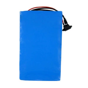 High Power 72V 2800W Lithium Battery 72V 25ah Ebike Battery 72V Battery Pack Use 3.7V 5.0ah 26650 Cell 40A BMS and 2A Charger pictures & photos