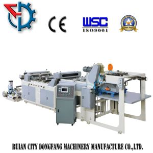 Sheeter Machine with Automatic Stacking Unit pictures & photos