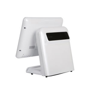 Top Dual-Touch High Performance China 17 Inch POS Terminal pictures & photos