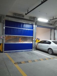 High Speed Automatic PVC Fast Door pictures & photos