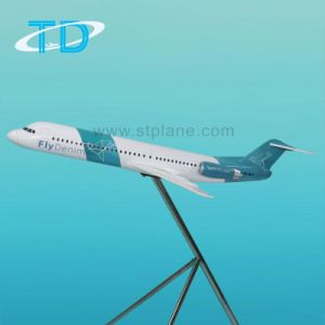 Flydenim Fokker 100 Resin Large Scale Model Airplane pictures & photos