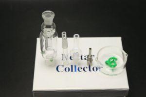Micro Nectar Collector with Glass Titanium Nail Nectar Pipe Titanium Nail Smoking Water Pipes pictures & photos