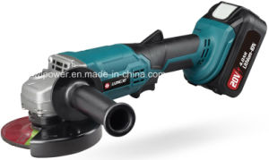20V 4.0ah Cordless Angle Grinder DC Power Tools pictures & photos