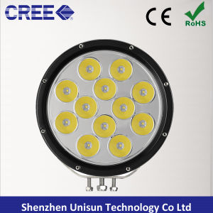 """12V-60V 9"""" 120W 9600lm 12X10W CREE LED Driving Light pictures & photos"""