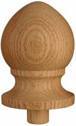 Wooden Finials, Bracket. Top Cap, Post Cap