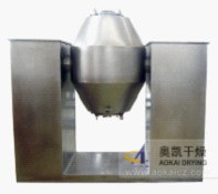 GSZG Series Double Cone Rotating Vacuum Dryer (No Pollution Type) pictures & photos