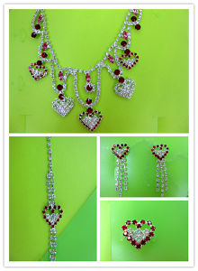 Wedding Necklace Set (YCN0033)