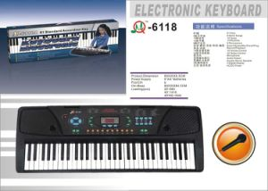61 Keys Electronic Keyboard (MQ6118)