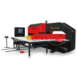 VT Series CNC Turret Punching Machine pictures & photos