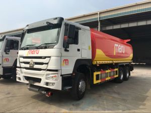 Sinotruk HOWO 6*4 Chemical Tanker Truck pictures & photos