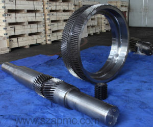 Helical Gear Used for Mud Pump