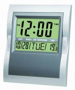 Hanging LCD Clock (SLT-828)