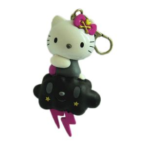 Plastic Cartoon Hello Kitty Character Figure