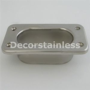 Stainless Steel 316 Square Hawse Pipe pictures & photos