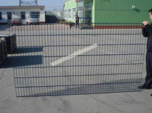 High Security Double Wire Panel Fence pictures & photos