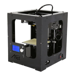 DIY 3D Printer Kit Mini 3D Machine 16GB SD Card Bundle Cable+Filament Sample pictures & photos