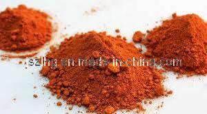 Iron Oxide Orange pictures & photos