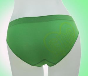 Ladies Seamless Printing Bikini (50-9739)