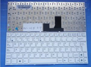 Notebook Keyboard Laptop Keyboard for Asus EPC 1005 1008ha 1005ha Spain Kb Teclado pictures & photos