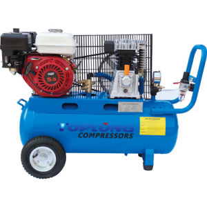 Gasoline Petrol Driven Air Compressor Air Pump (Gh-2550) pictures & photos