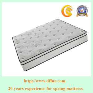 Luxuriy Double Queen Twin Pocket Spring Mattress Low Price pictures & photos