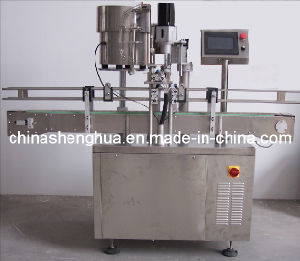 Eight Heads Rotary Capping Machine pictures & photos