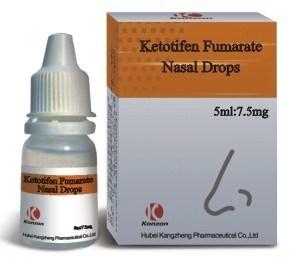 Ketotifen Fumarate Nasal Drops
