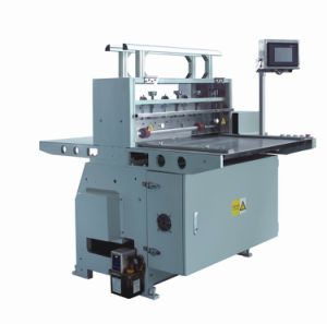 PP Film, Reflecting Film, Shading Film Cutting Machine pictures & photos