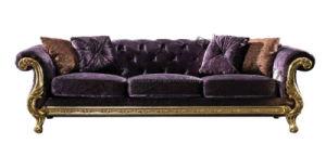 Neoclassical Sofa / Hotel Sofa (FA003)