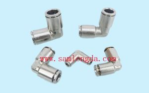 Brass Pneumatic Swivel Fitting (PU08) pictures & photos