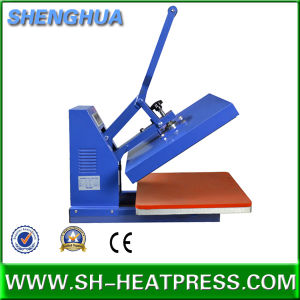 Cheap Price Popular High Pressure Flat T Shirt Heat Press Machine for Sale pictures & photos