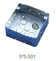 Metal Mounting Box