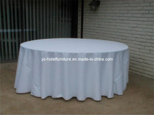 High Quality Round Table Cover Yc-Tc01 pictures & photos