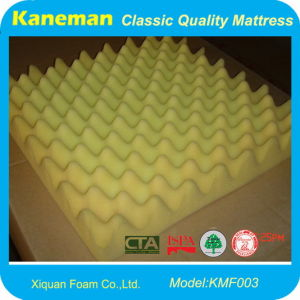 Vacuum Packing Soft Convoluted Foam pictures & photos