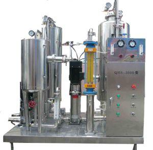Carbonated Drink Mixer Machine Price (QHS-1500) pictures & photos