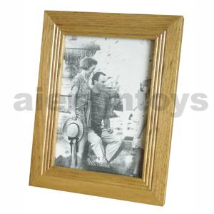 wooden craft photo frame 80983