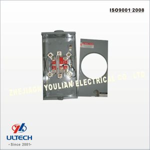 200A 3 Phase Meter Socket Ringless Type pictures & photos