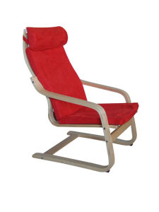 Living Room Chair /Leisure Bentwood Chair/Plywood Chair with Wooden Back (XJ-BT022)