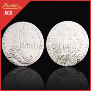 Shiny Silver Coin 999