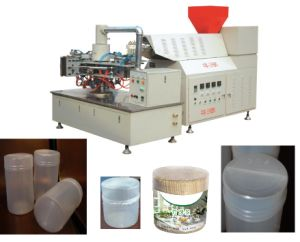 1ml-50ml Small Plastic Blow Molding Machine