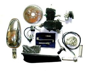 Skyhawk Bicycle 48cc To 80cc Engine Kit