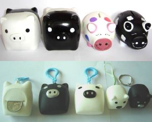 Keychain Items - Piggy Coin Bank (PB0612M)