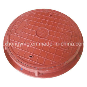 Construction Used Manhole Cover