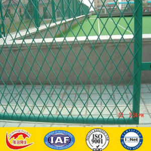 Galvanized Expanded Metal Walkway Mesh